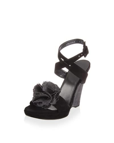 Stuart Weitzman Women's Belflor Wedge Sandal