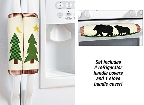 Gain 3 Piece Kitchen Appliance Handle Covers save