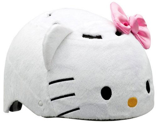 Best Price! Bell Child's Hello Kitty Adventurer Multi-Sport Bike Helmet