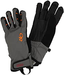 Outdoor Research Men's Stormsensor Gloves (Pewter, Small)