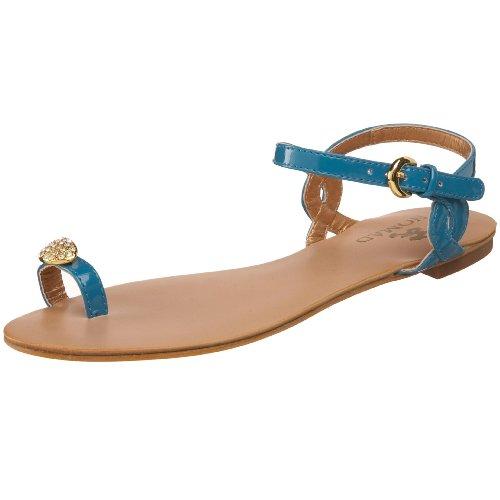 Nomad Footwear Women'S Selene Sandal,Turquoise,6 M Us front-212287