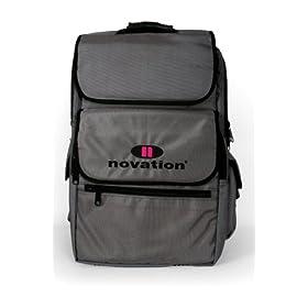 Novation 25 Bag Soft Carry Bag for Novation 25-Key Keyboard and Laptop, Backpack Style Gig Bag