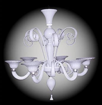 Murano Glass Chandelier Art.080