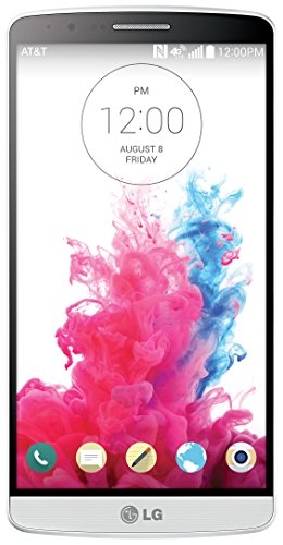 LG G3, Silk White 32GB