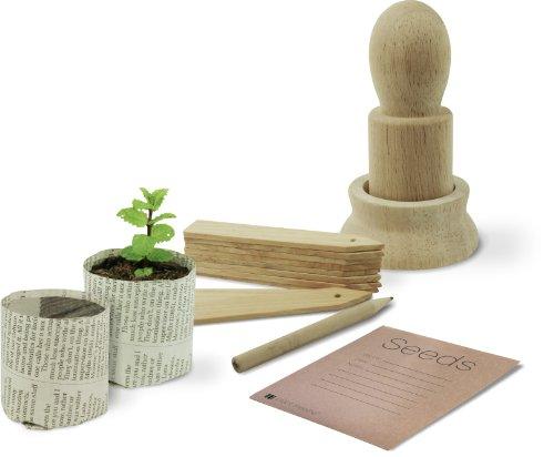 Paper Pot Maker & Accessories Gift Set - Great Gardeners Gift