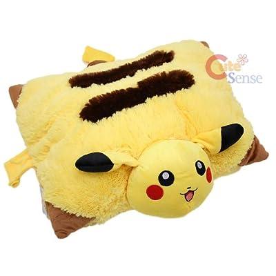 .com: Pokemon Pikachu Pillow Pet / High Quality Soft Plush Pillow