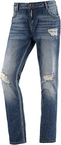 Tom Tailor Denim Damen Boyfriend Jeans blau 26 / 32 thumbnail