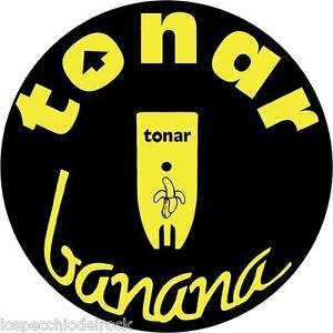 TONAR-SLIPMAT-Tappetino-Tonar-Banana-fluorescente