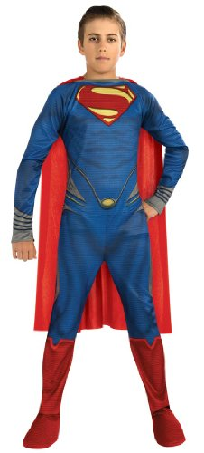 Rubies Man of Steel Superman Complete Costume