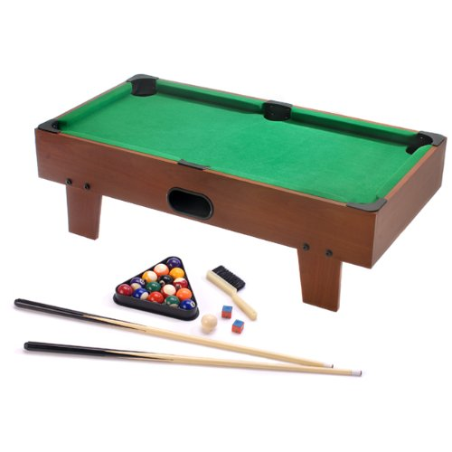 Voit 32-Inch Table Top Pool Game