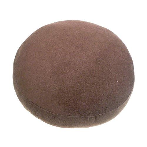 muymucho レイジークッション ブラウン Lサイズ Lazy Cushion Brown HLRCL-12