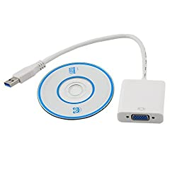 iConnect World - SuperSpeed USB 3.0 to VGA Adapter