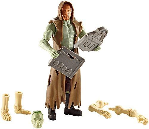 Create a WWE Superstar Undertaker Frankenstein Pack by Mattel