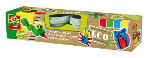 SES Creative Eco Clay Play Dough