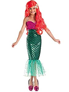 Sweet Mermaid Costume for Kids