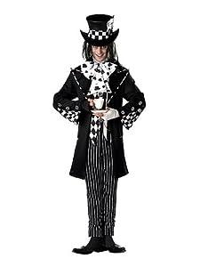 California Costumes Men's Dark Mad Hatter Costume by California Costumes