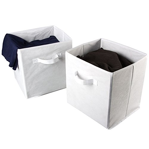 2-large-foldable-fabric-storage-bins-cubes-home-organization-organizer-baskets-white