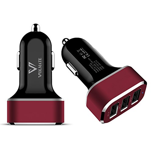 Volmate® 6.6A / 33W Portable Travel Charger