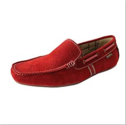 Doc Mark Loafers 150RED