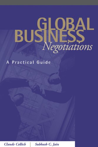Global Business Negotiations: A Practical Guide
