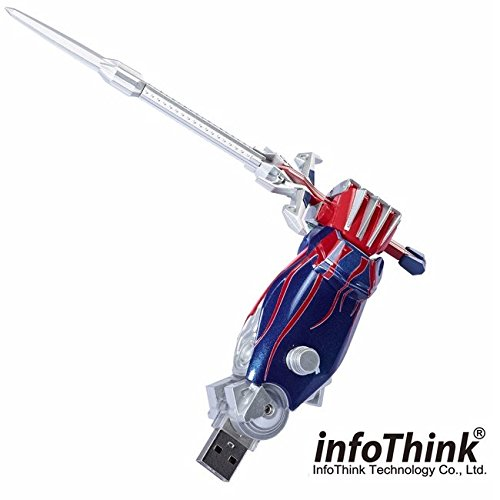 Transformers - Optimus Prime Sword of Judgment 16GB USB Flash Drive (Transformer Electronics compare prices)