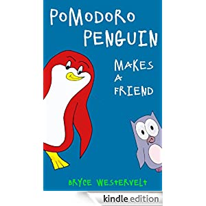 Pomodoro Penguin Makes a Friend - A Children's rhyming picture book about friendship (The Adventures of Pomodoro Penguin)