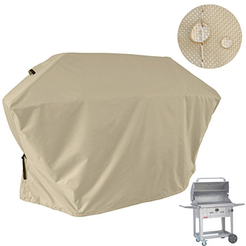 Porch Shield 100% Waterproof 600D Heavy Duty Patio Grill Cover Outdoor BBQ Co