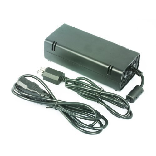 AC Power 100-127V AC Adapter For Xbox 360 Slim (Xbox One Ac Adapter Microsoft compare prices)