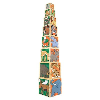 Melissa & Doug: Animal Nesting Blocks