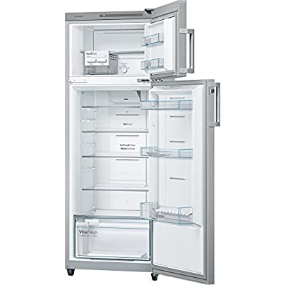 Bosch KDN30VS30I Frost-free Double-door Refrigerator (288 Ltrs, 3 Star Rating, Silver)