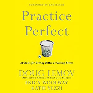 Practice Perfect Audiobook