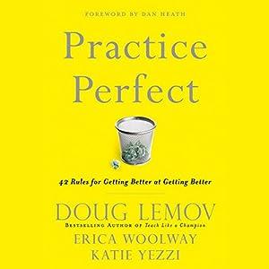 Practice Perfect Audiobook