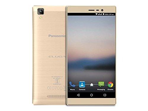 Panasonic Eluga A2 (Metallic Gold) By Amazon @ Rs.8,299