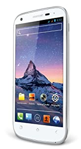 Wiko Cink Peax Smartphone GPS Android Blanc