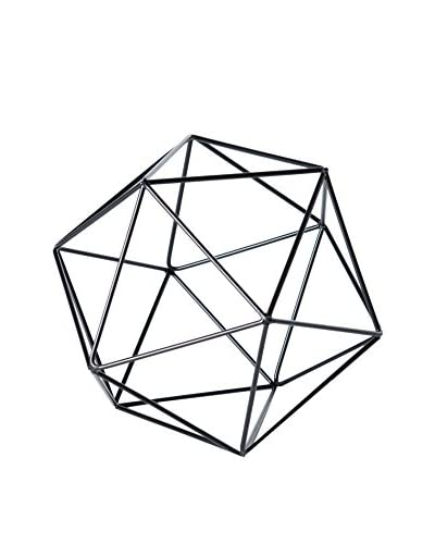 Torre & Tagus Polygon Frame Décor Sphere, Small