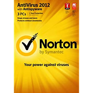 Norton AntiVirus 2012 3User [Download]