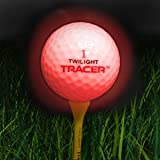 Twilight Tracer Light Up Golf Ball - One Supplied