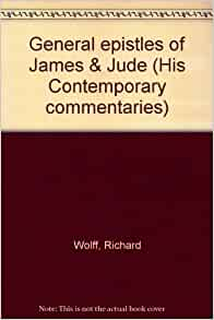 General Epistles Of James Amp Jude His Contemporary