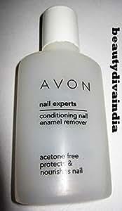 Avon Nail Experts Conditioning Nail Enamel Remover