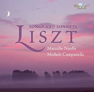 Liszt: Songs and Sonnets