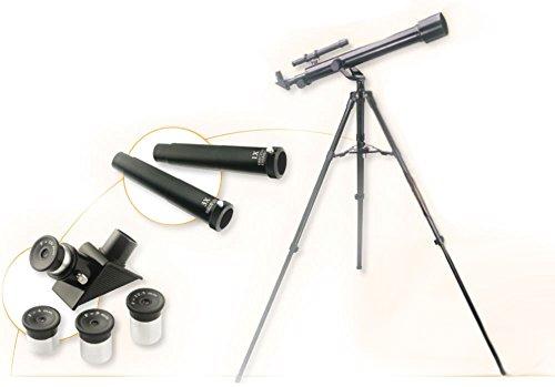 ASTROLON TM Teleskop 525 power - 525x Vergrößerung Alu-Stativ 700mm Brennweite
