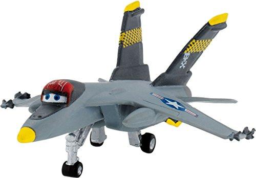 * PLANES - ECHO * Spielzeug-Flugzeug als Geschenk, Mitgebsel oder Deko von Bullyland® // 12922 // Geschenktüten Kindergeburtstag Disney Pixar