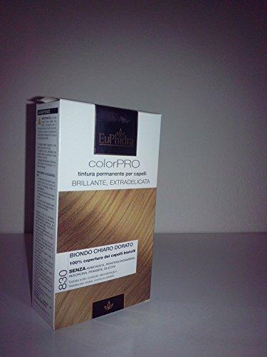 Tintura per capelli - BIONDO CHIARO DORATO - EuPhidra