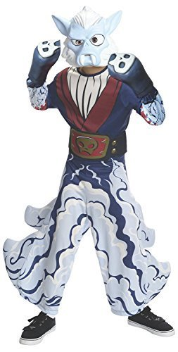 Rubies Skylanders Swap Force Night Shift Costume, Child Small by Rubies - Domestic