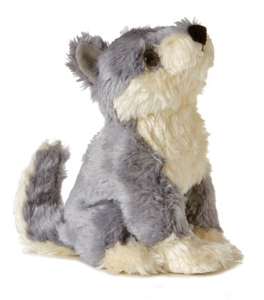 """Small Eco Wolf 7.5"""" by Aurora"""