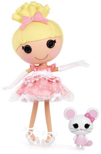 Lalaloopsy Doll - Cinder Slippers