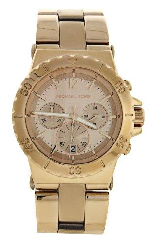 Michael Kors Quartz Rosegold Round Dial Rosegold Band - Women'S Watch Mk5314 front-310643