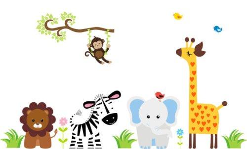 Lujo Bebé Safari Para Colorear Imágenes - Páginas Para Colorear ...