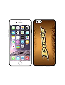 buy Iphone 6 Plus Case, Nhl-Anaheim Ducks Case For Iphone 6 Plus 5.5 Inch Bumper Case Cover For Iphone 6 Plus Hockey-Not Fit For Iphone 6