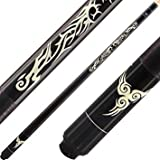 Lucky Cues By McDermott - Tattoo - Black And White, 19oz